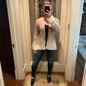 Anthropologie Tabitha Wool Sweater